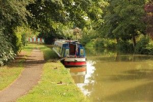 Grand Union Canal Cosgrove