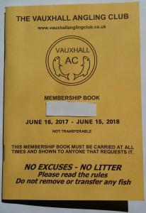 Membership Book 2017 - 2018